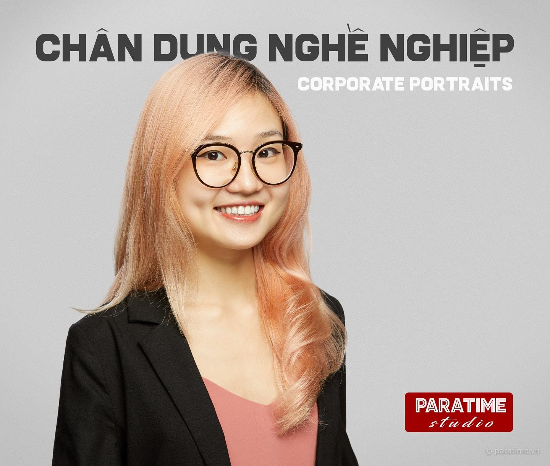 Corporate Portraits by Paratime Studio