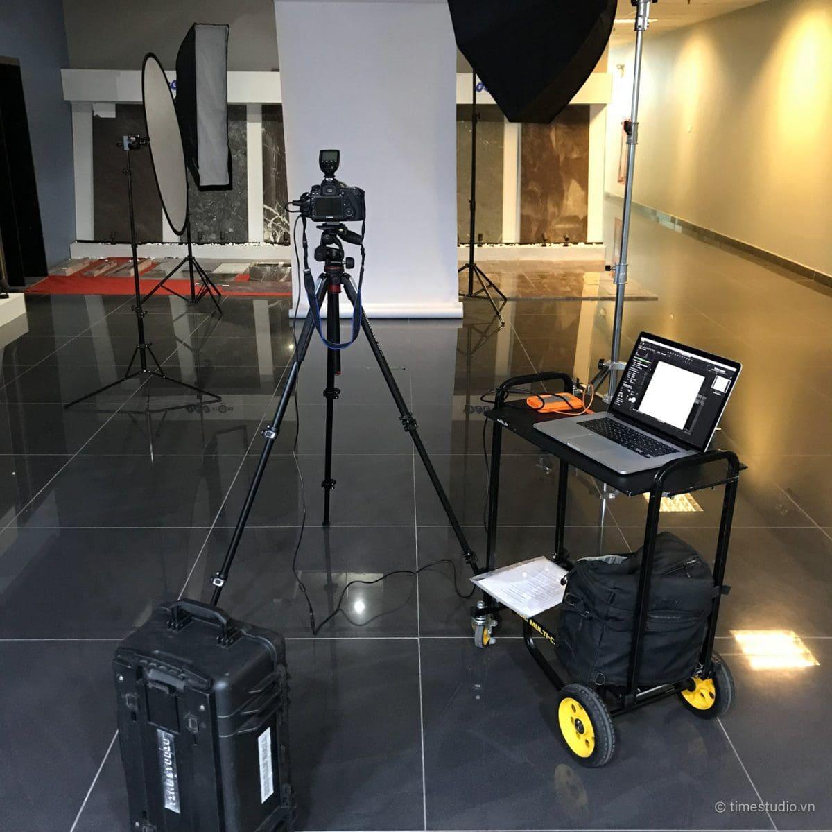 Kinh nghiệm chuẩn bị cho chụp ảnh chân dung tại địa điểm