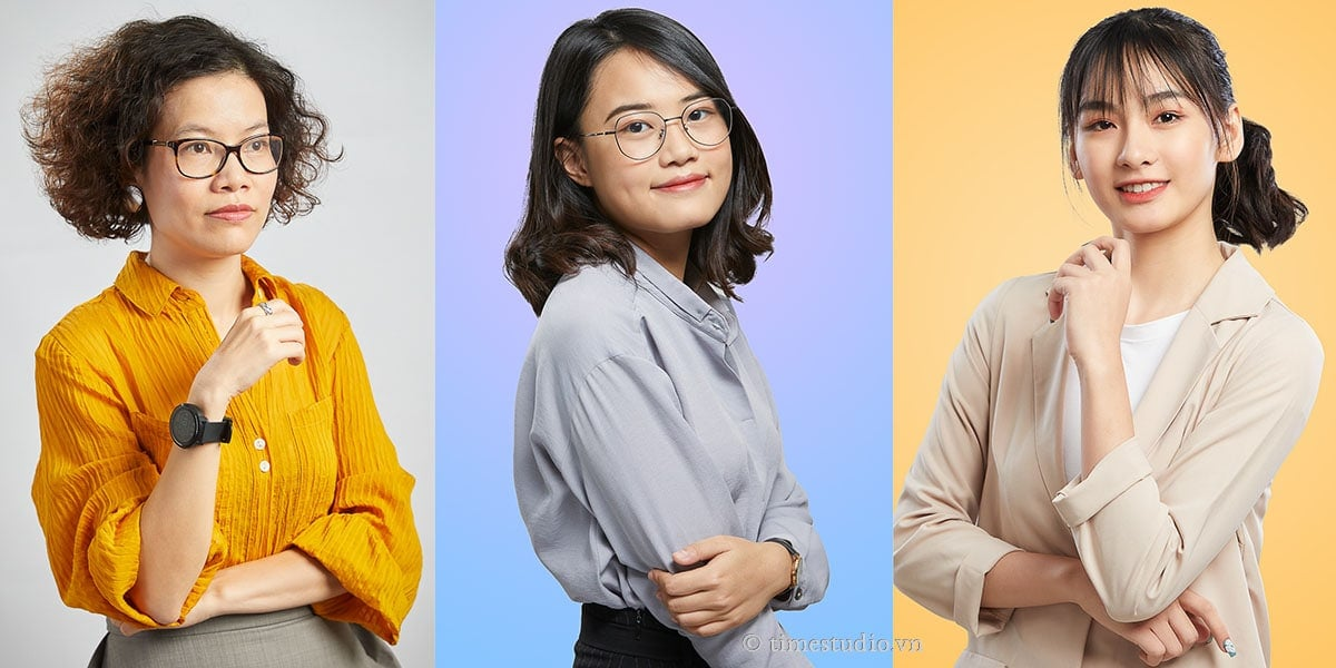 Corporate Portraits by TIME Studio