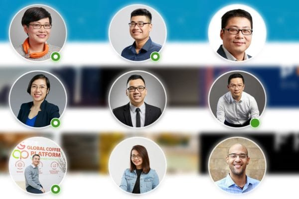 LinkedIn profile photos by TIME Studio