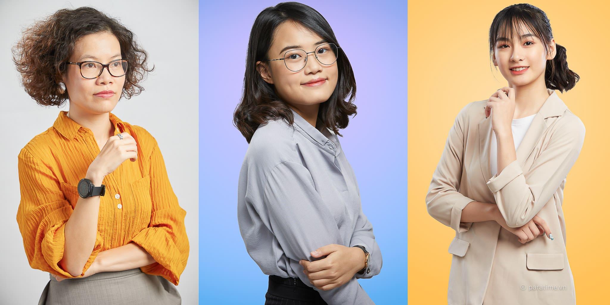 Professional Portraits by Paratime Studio